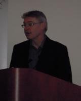 Dr Steven MACDONALD, April 26-27, 2012